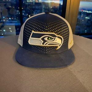 Nike Seattle Seahawks Snapback Hat